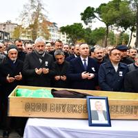Çalıkoğlu Kurucu Başkanımız Adem ÇALIK son yolculuğuna uğurlandı