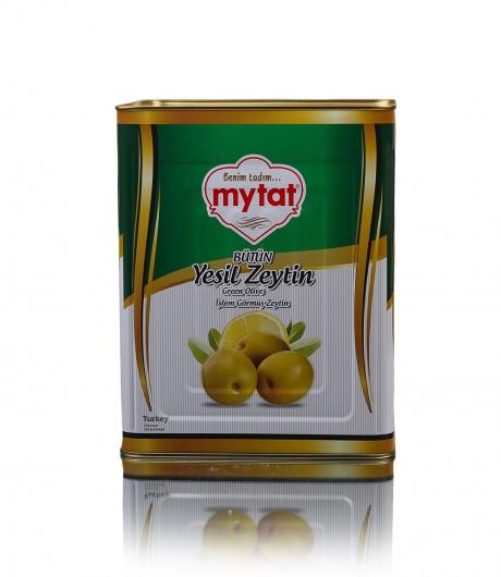 Mytat Kokteyl Yeşil Zeytin 10kg
