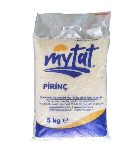 Mytat Osmancık Pirinç 5kg (Çuval)